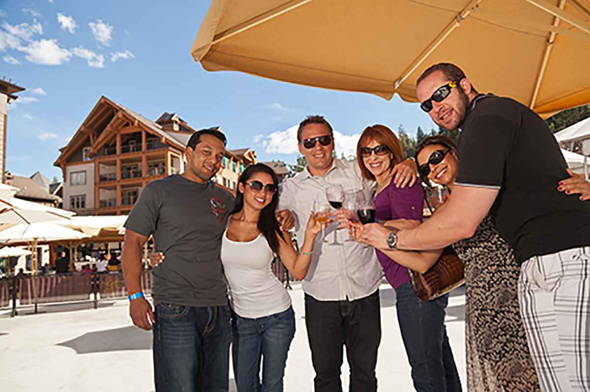 Northstar Tahoe Food & Wine Festival