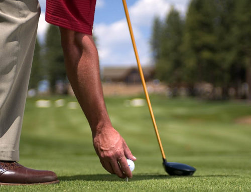 Our Favorite Lake Tahoe Golf Courses