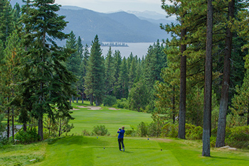 Incline Village North Lake Tahoe Golf Course