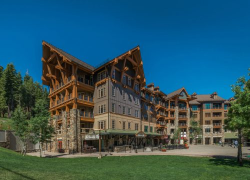 big Horn Northstar resort exterior