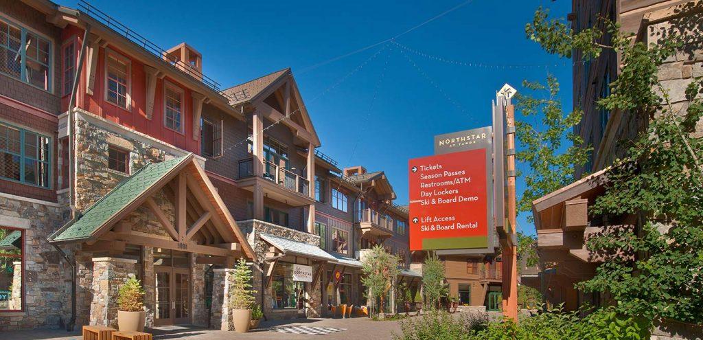 Tahoe Mountain Lodging, Home