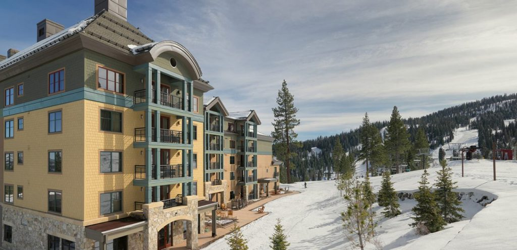 constellation residences at northstar exterior